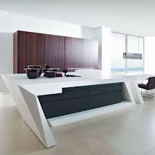 contemporary island kitchen 51 best krion images on solid surface homes and projects