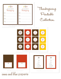 anna and blue paperie free printables celebrate thanksgiving