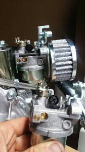 adjusting the huasheng 142f 49cc carburetor motorized bicycle