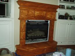 Fireplace Storage by Interior Design Extraordinary Rustic Wooden Faux Fireplace Mantel