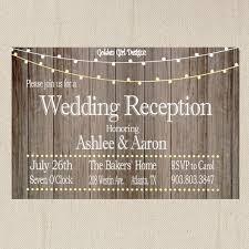 Post Wedding Reception Invitation Wording Appealing Print Wedding Reception Invitations 67 On Sample Wedding