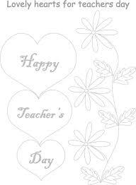 teacher u0027s day coloring worksheets for kids 2