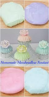 marshmallow fondant recipe fondant