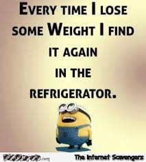 Funny Weight Loss Memes - every time i lose some weight funny quote pmslweb