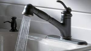 kitchen faucet kohler kohler fairfax kitchen faucet kitchen sustainablepals installing