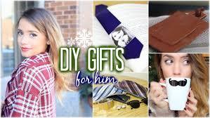 diy gift ideas for him dad brother or boyfriend youtube