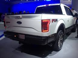 2015 ford f150 tail lights video 2015 ford f 150 is now 700lbs lighter and available 2 7 liter