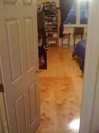 Refinished Hardwood Floors Before And After Pictures by Diy Plywood Floors 9 Steps With Pictures