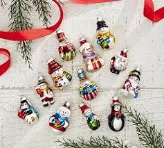 hobby travel ornaments pottery barn