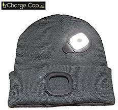 beanie with led lights charge cap usb led headl beanie activewear led headl remove