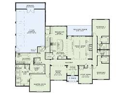Split Master Bedroom 72 Best Floorplans Images On Pinterest Dream House Plans House