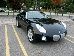 2006 pontiac solstice information and photos zombiedrive