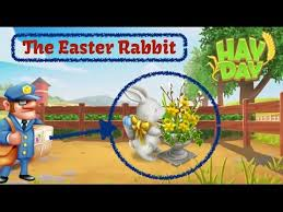 Easter Bunny Decoration Games by Hay Day Live April 2017 The Easter Rabbit Decoration Youtube