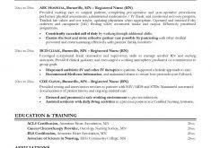 Examples Of Rn Resumes by Marvelous Nurse Resume Samples 13 Nurse Rn Resume Sample Resume