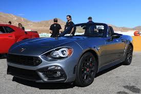 custom subaru brz wide body track tested subaru brz performance package and fiat 124