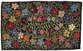 cherry gallery journalbears hooked rug
