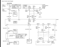 2004 silverado bose radio wiring diagram 2004 wiring diagrams