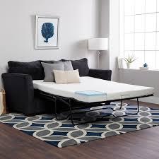 Sleeper Sofa With Memory Foam Select Luxury Full Size Sleeper Sofa Gel Memory Foam Mattress