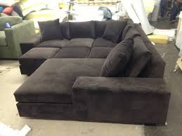 Black Fabric Sectional Sofas 3 Sectional Fabric Sectional Sectional Sofas Bed Sofa