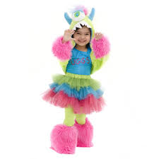 Lil Monster Halloween Costume by Little Halloween Costumes