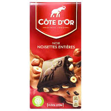 3 fr cote cuisine chocolate with hazelnuts by cote d or 7 oz bazaar