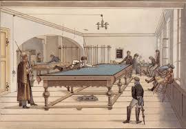 Snooker Cushions Snooker A Potted History Rileys Blog