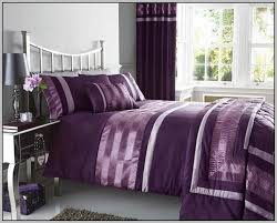 Purple Silver Bedroom - purple and silver bedroom curtains curtains home design ideas