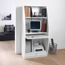 bureau armoire informatique meuble bureau armoire informatique armoire idées de décoration