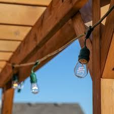 outdoor string lights walmart sacharoff decoration