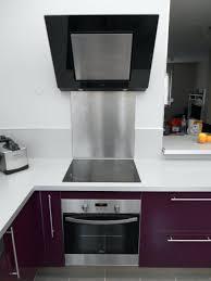 hotte cuisine ouverte design d intérieur hotte pour cuisine ouverte chic et masculine