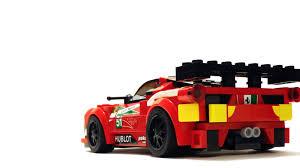 lego ferrari 458 spaghetti sunday lego edition