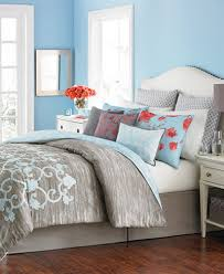 Martha Stewart Duvet Covers Martha Stewart Collection Camille 10 Pc Comforter Sets Created