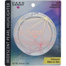 hard candy iridescent pearl highlighter 1244 prismatic