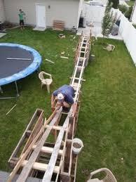 50 backyard rollercoaster backyard and house
