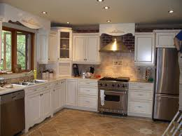 Spruce Up Kitchen Cabinets Redo Kitchen Cabinets Off White Kitchen With Grey Expo Quartz