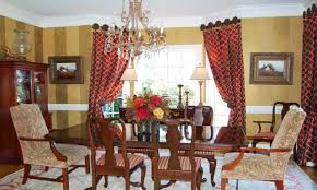 Drapes For Dining Room by Red Dining Room Curtains Best Dining Room Furniture Sets Tables