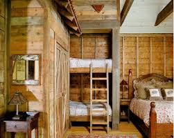 Barn Bunk Bed Pottery Barn Bunk Beds Bedroom Traditional With Brown Throw Pillow