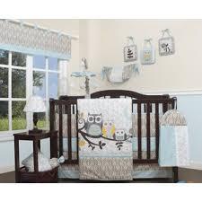 Crib Bedding Neutral Gender Neutral Crib Bedding You Ll Wayfair