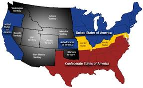 map us states during civil war us map prior to civil war 1200px electoralcollege1860 svg