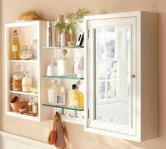 Acrylic Bathroom Storage Stunning White Bathroom Wall Cabinet With Shelf From Clear Acrylic