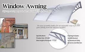 Discount Window Awnings Zeny 40