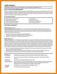 Computer Help Desk Resume Microsoft Exchange Server Resume Eliolera Com