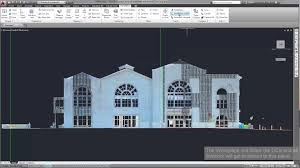 leica geosystems cloudworx for autocad 5 0 elevation drawing tools