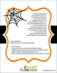 free printable happy halloween