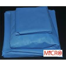 micro non woven sterilization wrapping paper heavy duty smms
