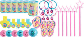 Peppa Pig Birthday Decorations Peppa Pig Party Supplies Peppa Pig Birthday Party City