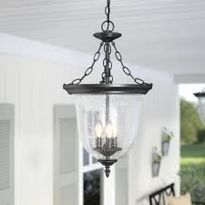 Hanging Light Fixtures From Ceiling Outdoor Hanging Lights You Ll Wayfair