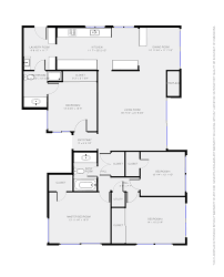 floor plan 2d with dimension jerry sun