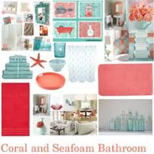 Coral Color Bathroom Rugs Interesting Colorful Bathroom Sets Bath Accessory You Ll Love Best