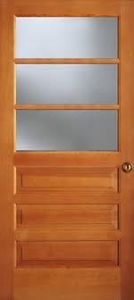 3 Panel Exterior Door New Doors From Browse Door Types And Styles